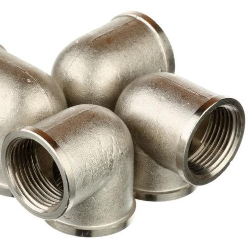 silver metal fittings